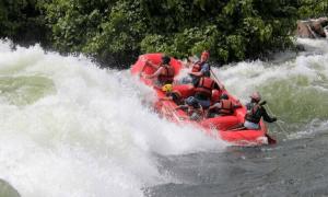 1 Day Jinja Water Rafting