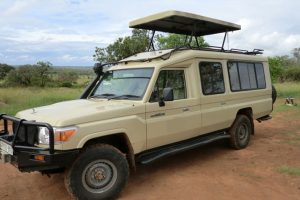 4wheel Land Cruiser