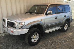 Toyota Land Cruisers TZ